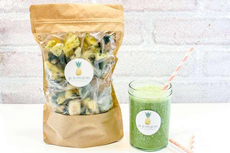 Pomom Protein & Greens