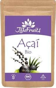 JoJu Fruits Bio Acai Verpackung