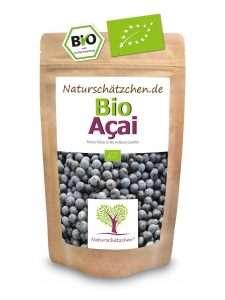 Naturschatzchen Bio Acai Pulver