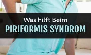 Was hilft beim Piriformis Syndrom