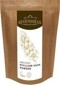 Sevenhills Bio Flohsamenschalenpulver