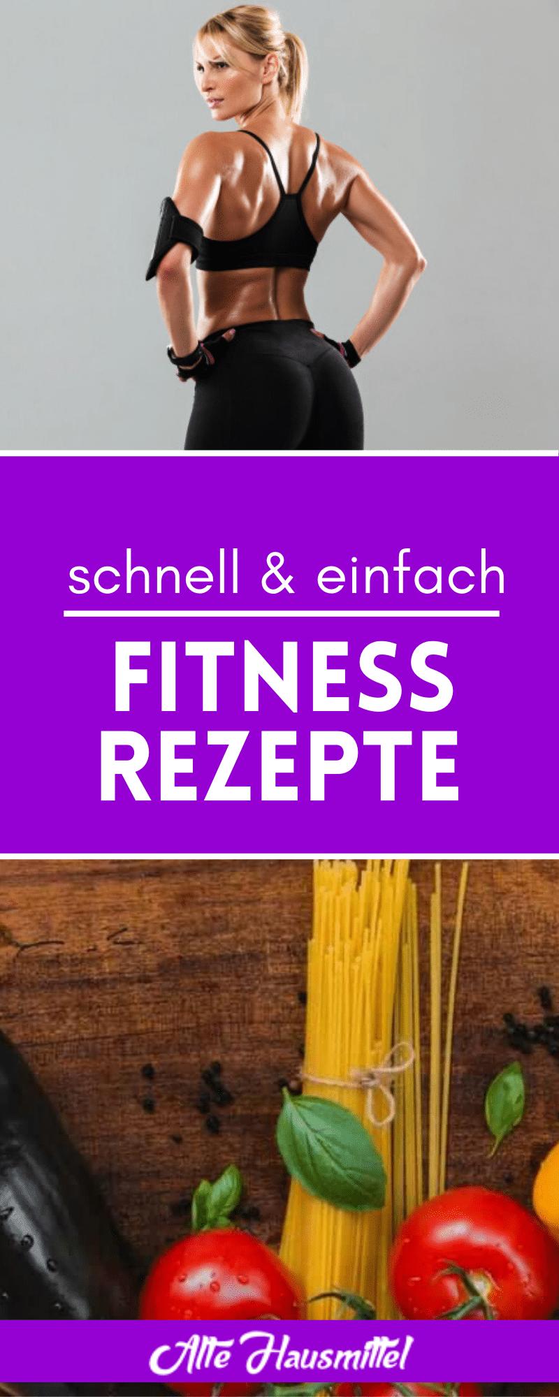 Fitness Rezepte schnell & einfach