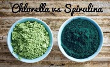 Chlorella und Spirulina