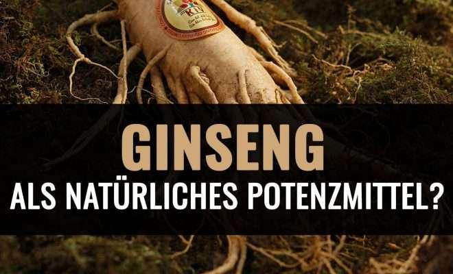 Ginseng Potenz