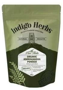 Indigo Herbs Ashwagandha Pulver