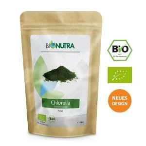 BioNutra Chlorella Pulver