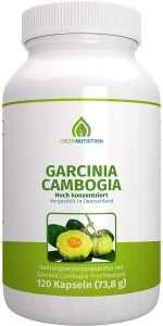 Green Nutrition Garcinia Cambogia