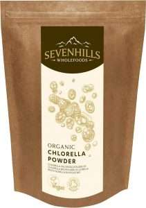 Sevenhills Wholefoods Chlorella Pulver