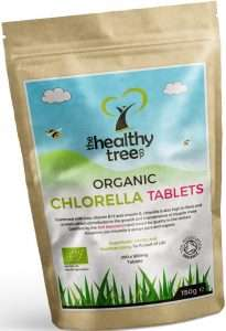 The Healthy Tree Chlorella Tabletten
