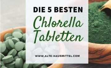 besten Chlorella Tabletten