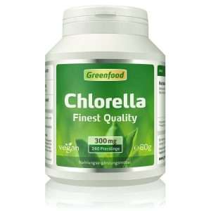 Greenfood Chlorella Tabletten