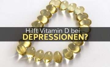 Hilft Vitamin D bei depressionen