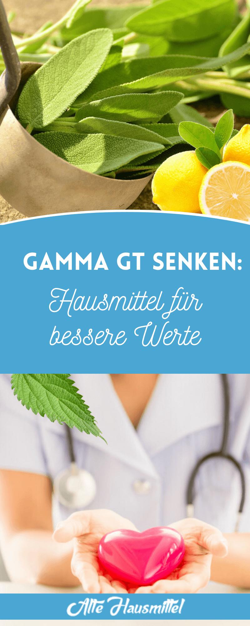 Gamma GT senken: Hausmittel für bessere Werte