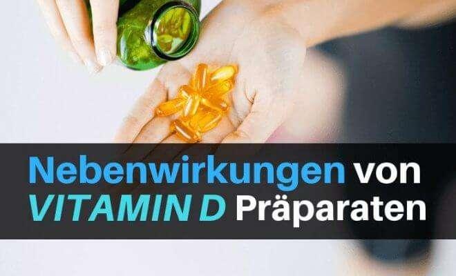 Nebenwirkungen von Vitamin-D