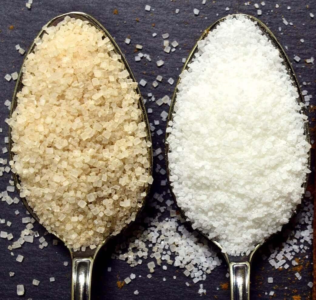 Zucker gegen Dehnungsstreifen