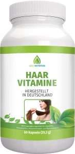 Green Nutrition - Haar Vitamine
