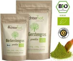 Achterhof Gerstengraspulver Bio 1Kg