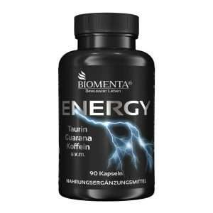 Energy Booster von BIOMENTA