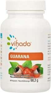 Guarana Kapseln hochdosiert von Vihado