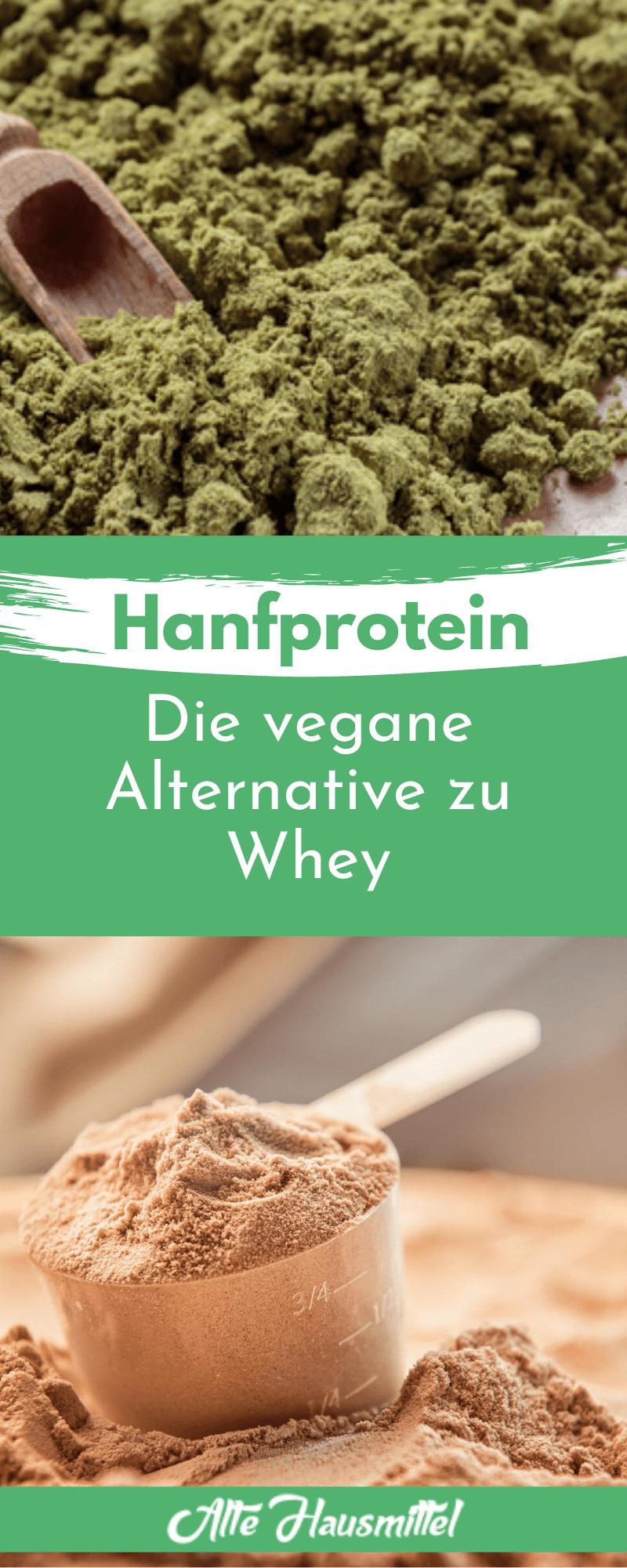 Hanfprotein – Die vegane Alternative zu Whey