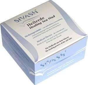 SIVASH-Heilerde Medizinprodukt für äußerliche Anwendung