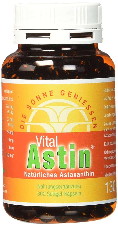 Astaxanthin test