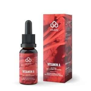Vitamin A Tropfen von edubily nutrition