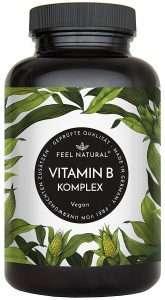 Vitamin B-Komplex Kapseln von Feel Nature