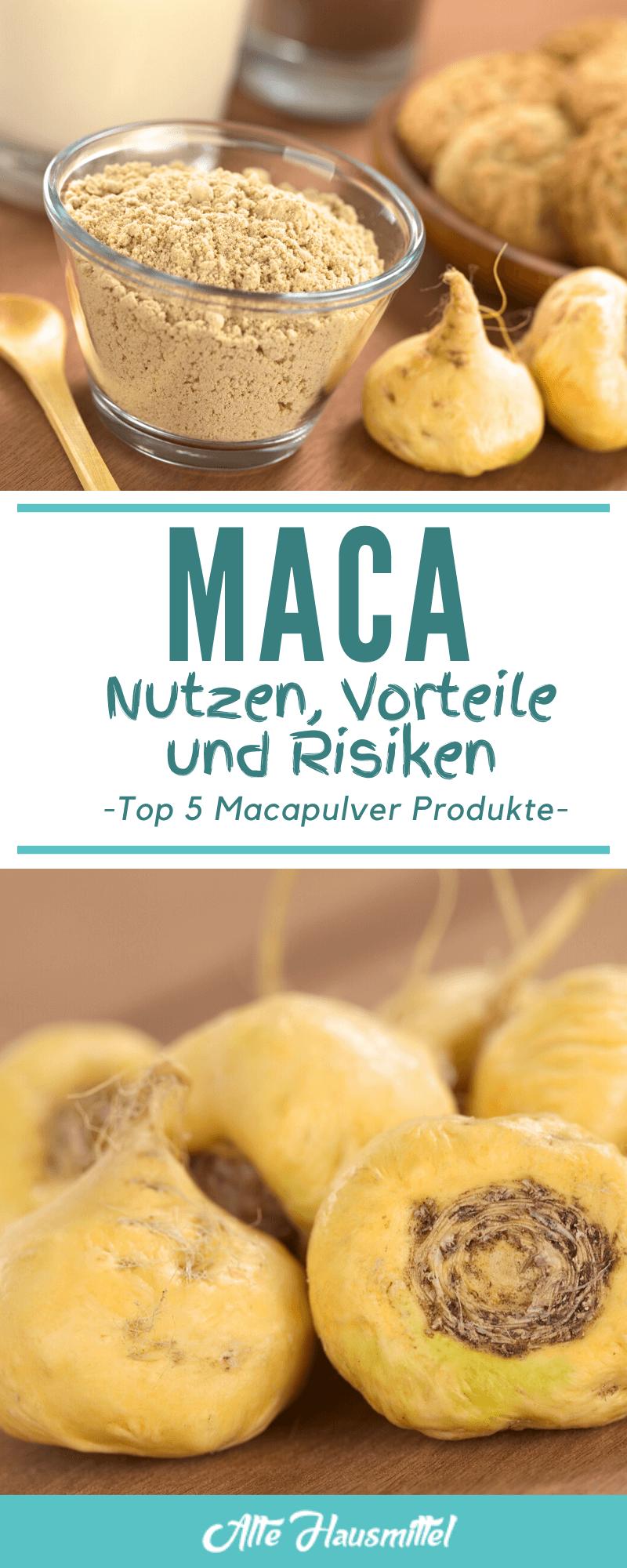 Maca - ein wieder entdecktes Superfood